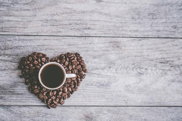 tasse vertus marc de café corps