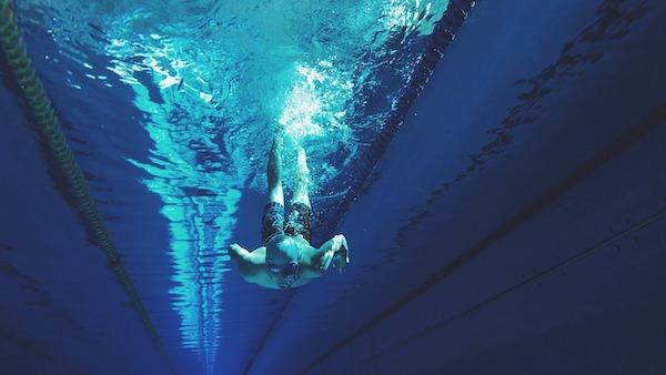nageur sport bienfaits natation
