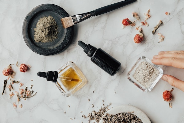 recettes beauté visage corps cheveux huile végétale de noisette