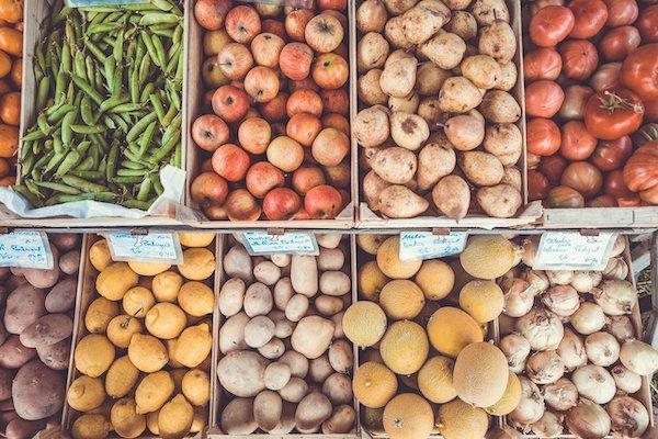 nettoyer les fruits et les légumes